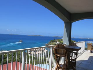 Luxury Vacation Villa in St. John, USVI, Cruz Bay