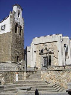 Torre de San Gil y Museo Mateo Hernandez ( Bèjar )