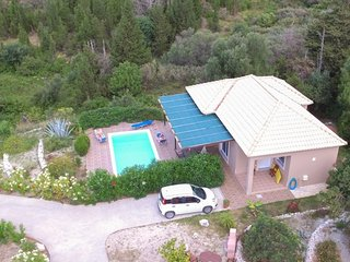Amphitrite : naturist villa with total privacy