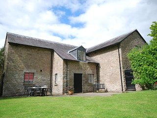 MAEFS Barn in Hay-on-Wye, Newchurch