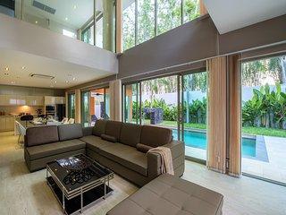 Brand new modern villa, Cherngtalay