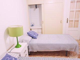 Appartement Alicante centre ville très proche plag