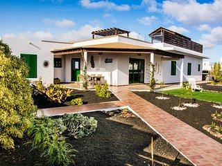 Incantevole villa El Roque, Fuerteventura, El Cotillo