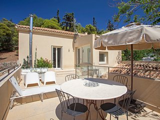 Spectacular house on lovely pedestrian street, Athene