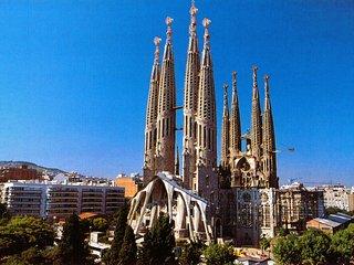 Beautiful duplex close to Sagrada Familia, Barcellona