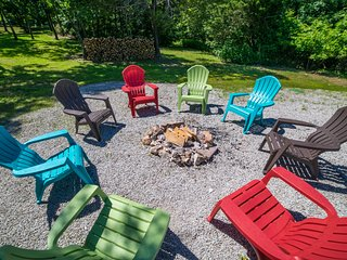 Campfires at your fire pit