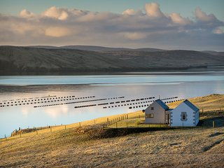 Muckle Roe Chapel | Shetland self-catering cottage