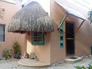 Casa Ponente with AC and Garden in Tulum
