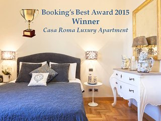 CASA ROMA LUXURY APARTMENT -COLISEUM/SPANISHSTEPS, Rome