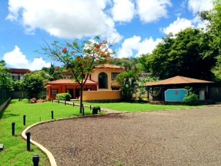 Privacy in a Relax Quiet Setting Tamarindo