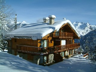 Chalet Grand Cerf, Courchevel