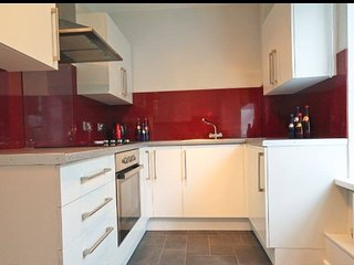 Stylish 1 bedroom house, quiet town centre locatio, Aberystwyth