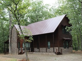 89er Bass Cabin near Broken Bow/Beavers Bend State, Hochatown