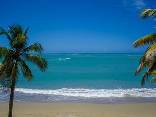 2 Bedroom Beachfront Apartement, Cabarete