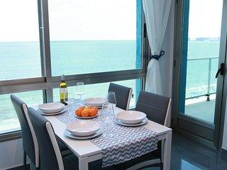 Apartamento con  vistas frontal al Mar Mediterrane, La Manga del Mar Menor
