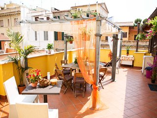Luxury Domus Penthouse with private terrace, Rome