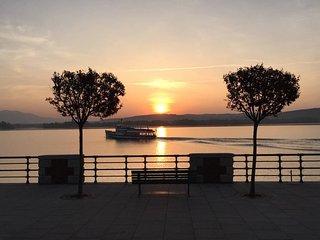 Luce e colore sul Lago Maggiore, Arona