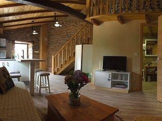 Casa Turistica en la Ribeira Sacra, Sober