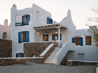 Brand new Maisonette, 4 km von Mykonos-Stadt, Agios Ioannis