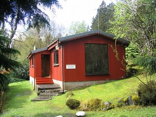 R384B Log Cabin in Kyle, Invershiel