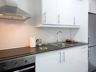 Apartamento en San Sebastián, wifi ,Hbo