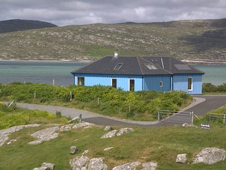 Carrick - The Blue House, Isle of Eriskay