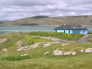 Carrick - The Blue House, Isle of Eriskay