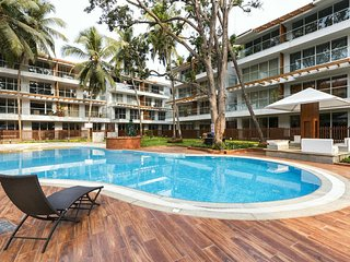 1BHK fully furnished Apartment in Calangute goa
