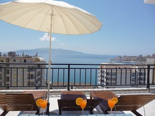 Apartment Luxury for holidays in Saranda - Albania