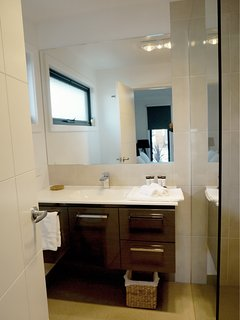 Bathroom 1 (shower & toilet)