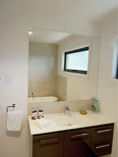 Bathroom 2 with bathtub & shower