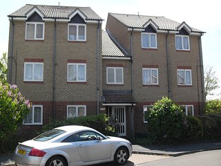 Modern ground floor flat in quite cul-de-sac, Gosport