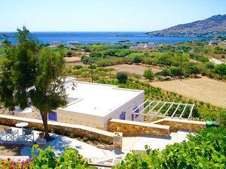 The Goodlifegreece , Syros Eco-Villas, Poseidonia