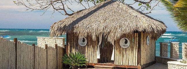 Spa - beachside massage