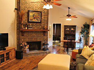 Comfy, Cozy, Safe, Affordable Home Sweet Home, Garland