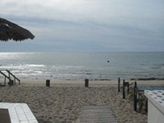 Beachfront Patio