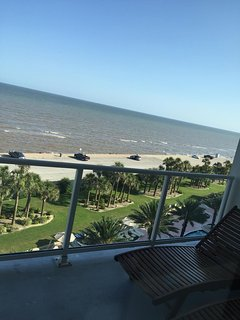 Breathtaking unobstructed panoramic views of the beautiful Gulf of Mexico!