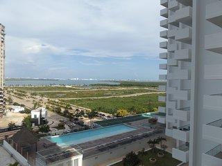 Departamento Para Vacaciones dia,semana en Cancún