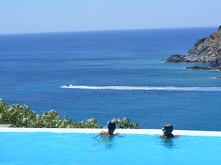 BluEros Luxury Villa, Megas Gialos