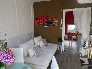 So Cute Appartement - Jardin, WIFI TOURS Centre, Tours