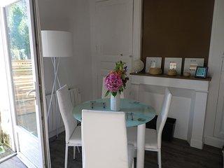 So Cute Appartement - Jardin, WIFI TOURS Centre, Tours