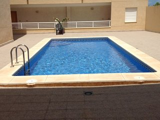2 bedroom apartment sleeps 6. Disabled access., Los Montesinos