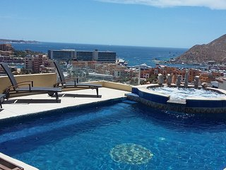 "Villa Roca O""rriley,  Pedregal Cliff, Bachelor/ete ideal set."