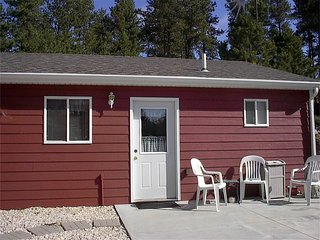 DEER MEADOW CABIN, Custer