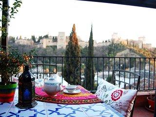 Balcon de María la Chola WIFI A/C