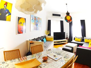CHARMING APT CITY CENTER TAKSIM