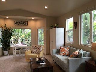 Paradise Garden Spacious Studio, Santa Barbara