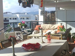 Malaga apartment by the sea, Estepona