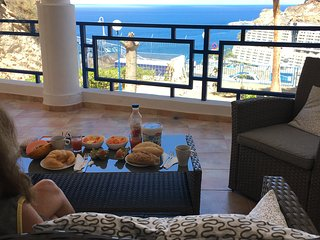 Gran canaria vue sur mer superbe appartement