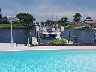 Beautiful waterfront home newly renovated. Private, New Port Richey